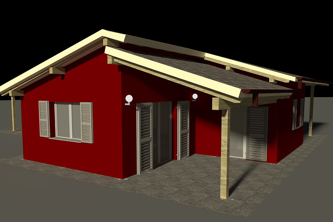 rendering-portico